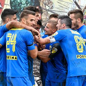 Daco-Getica București – FC Petrolul 1-2