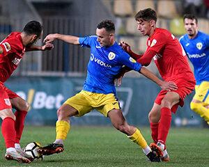 FC Petrolul – CS Mioveni 0-0