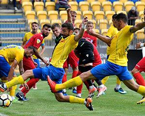 FC Petrolul – Sportul Snagov 0-0