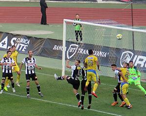 U Cluj – FC Petrolul 3-2
